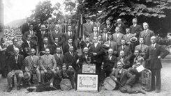 17 juin 1928Fête jurassienne de musique., La Neuveville