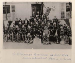 18 août 1913 Concours international, La Chaud-de-Fonds